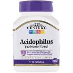 Cмесь пробиотиков Acidophilus 100 капс.