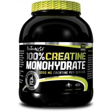 BT 100% Creatine Monohydrate