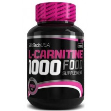 L-Carnitine 1000mg BioTech