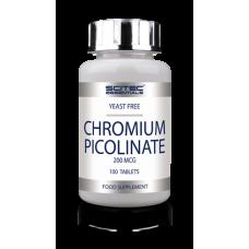 SN Chromium Picolinate 100таб