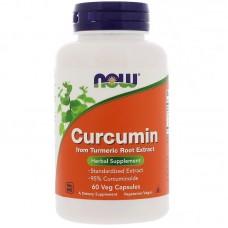 NOW CURCUMIN EXTRACT 95% 665MG 60капс