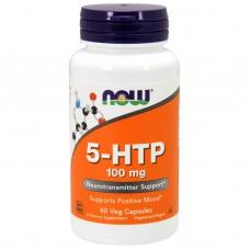 NOW 5-HTP 100 mg 60капс