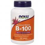 NOW Vitamin B-100 100таб