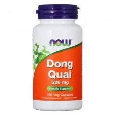 NOW DONG QUAI 520mg 100капс
