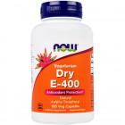 Vitamin E-400 100капс NOW