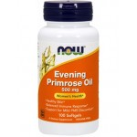 NOW Evening Primrose Oil 500mg 100капс