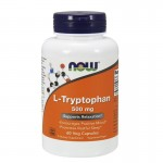 NOW L-Tryptophan 500мг 60капс