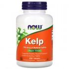 Now Kelp (натуральный йод) 150mcg 200 таб.