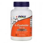 Now L-Cysteine 500 mg 100 таб.