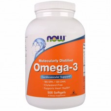 NOW OMEGA-3 500капс