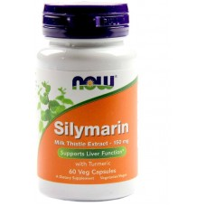 NOW SILYMARIN 150mg 60капс
