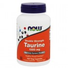 NOW Taurine 1000мг 100капс