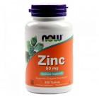 NOW Zinc Gluconate 50мг 250таб