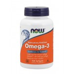 NOW OMEGA-3 100капс