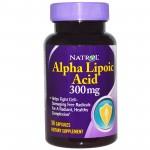 Альфа-липоевая кислота 300mg