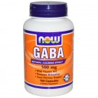 GABA 500mg NOW