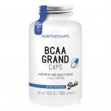 NV BCAA Grand Caps 100 капс
