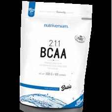 NV BCAA 2:1:1 500гр (Без вкуса)