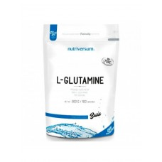 NV L-Glutamine 500гр