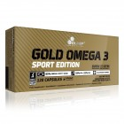 OLIMP Gold Omega3 Sport Edition 120капс