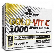 OLIMP GOLD-VIT C 1000 60капс