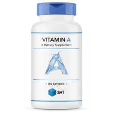 SNT Vitamin A 10000IU 90капс