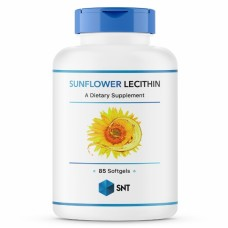 SNT Sunflower Lecithin 1200мг 85капс