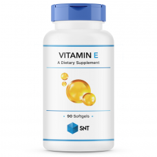 SNT Vitamin E 200мг 90капс