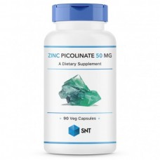 SNT Zinc Picolinate 50мг 90капс