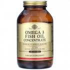 Omega 3 Fish Oil Concentrate 120капс