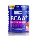 USN BCAA+ Power Punch ENERGY 400гр