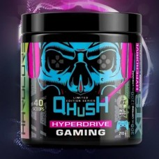 USN Qhush Hyperdrive Pre Workout Gaming 210гр