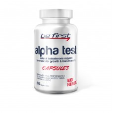 Alpha Test 60капс