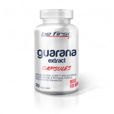 Guarana extract capsules 120 капс