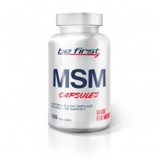 MSM capsules 120капс BeFirst