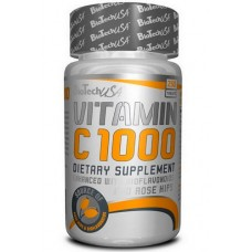 BT Vitamin C 1000mg 100таб