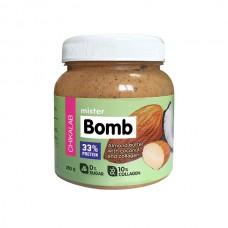 MISTER BOMB Миндальная паста с кокосом