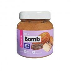 SENOR BOMB Миндальная паста с морской солью