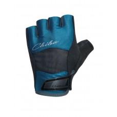 Перчатки Lady Diamond - черный-синий