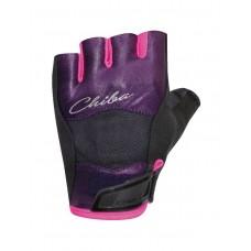 Перчатки Lady Diamond - фиолетовый