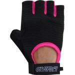 Перчатки Summertime Черный-розовый