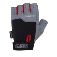 Перчатки Allround Power - черно-серо-красные