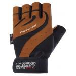 Перчатки Workout Gel Performer - коричневые