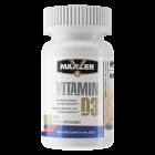 Vitamin D-3 180таб Maxler