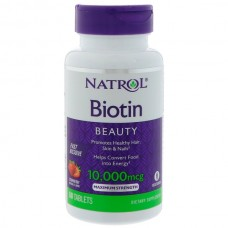 Biotin 10000mcg Fast Dissolve