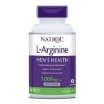 L-Arginine Natrol 90табл