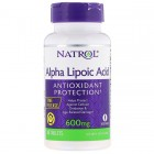 Natrol Альфа-липоевая кислота 600mg 45таб