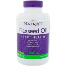 Flax Seed Oil 1000mg 200капс