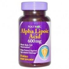 Альфа-липоевая кислота 600mg