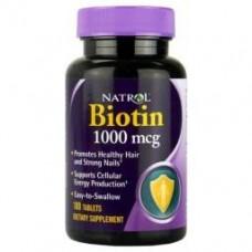 Biotin 1000mcg